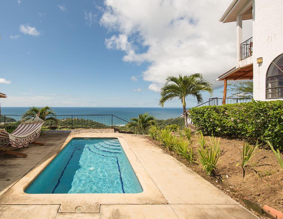 Playa Maderas Surf View Villa