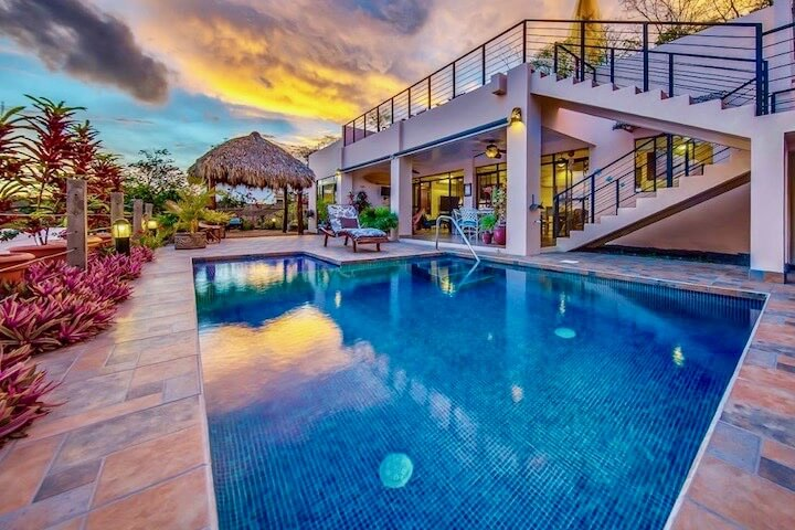 Luxury Villa with Pool and Ocean Views (Reduced 30%)