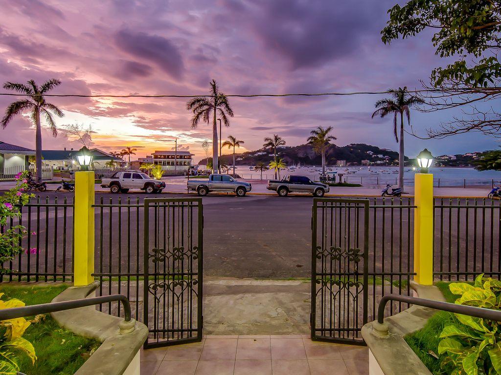 Six Bedroom Beach Road Property