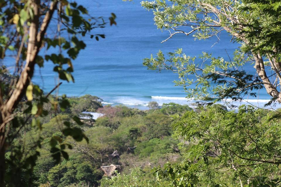 Beautiful Ocean view lots overlooking Playa Maderas