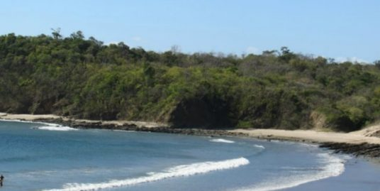 Remanso Beachfront Property