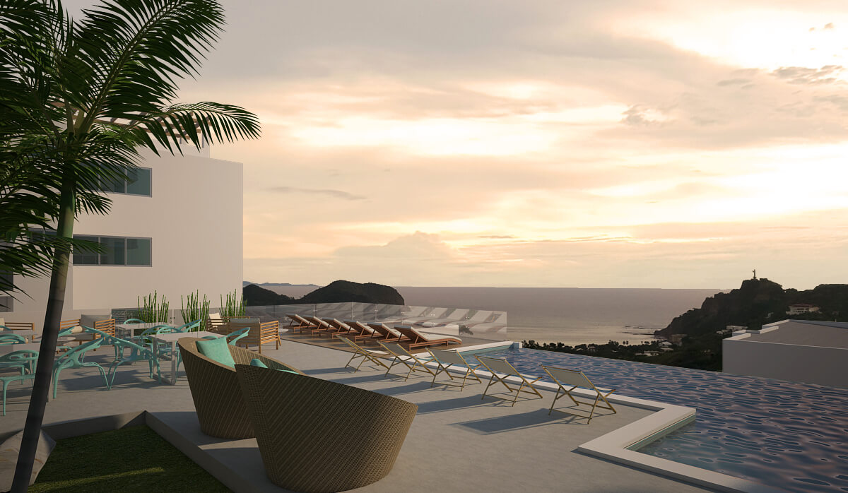 Luxurious Modern Condos, Four Bedrooms Starting at $215,000