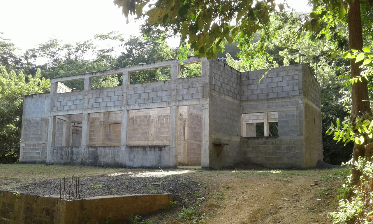 Partially Constructed Property for Sale in Town
