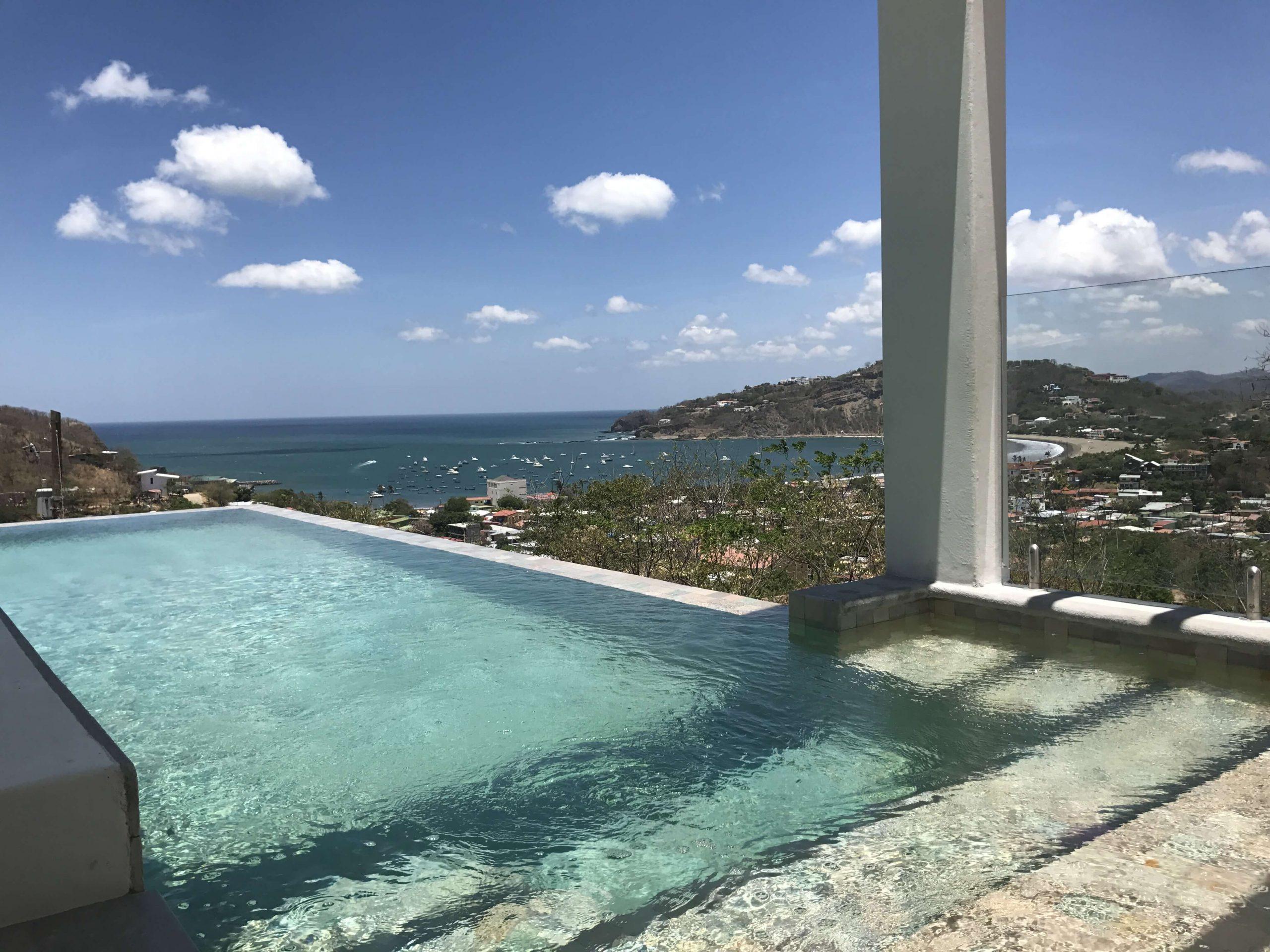 Exclusive Ocean & Town view lots in San Juan del Sur