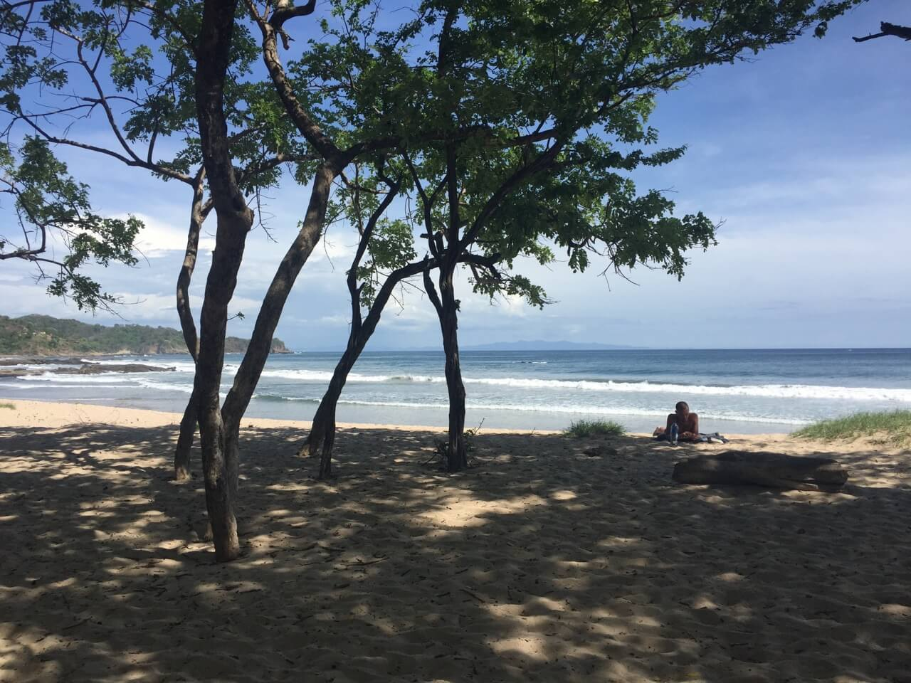 Rare Beachfront lot in beautiful Playa Majagual