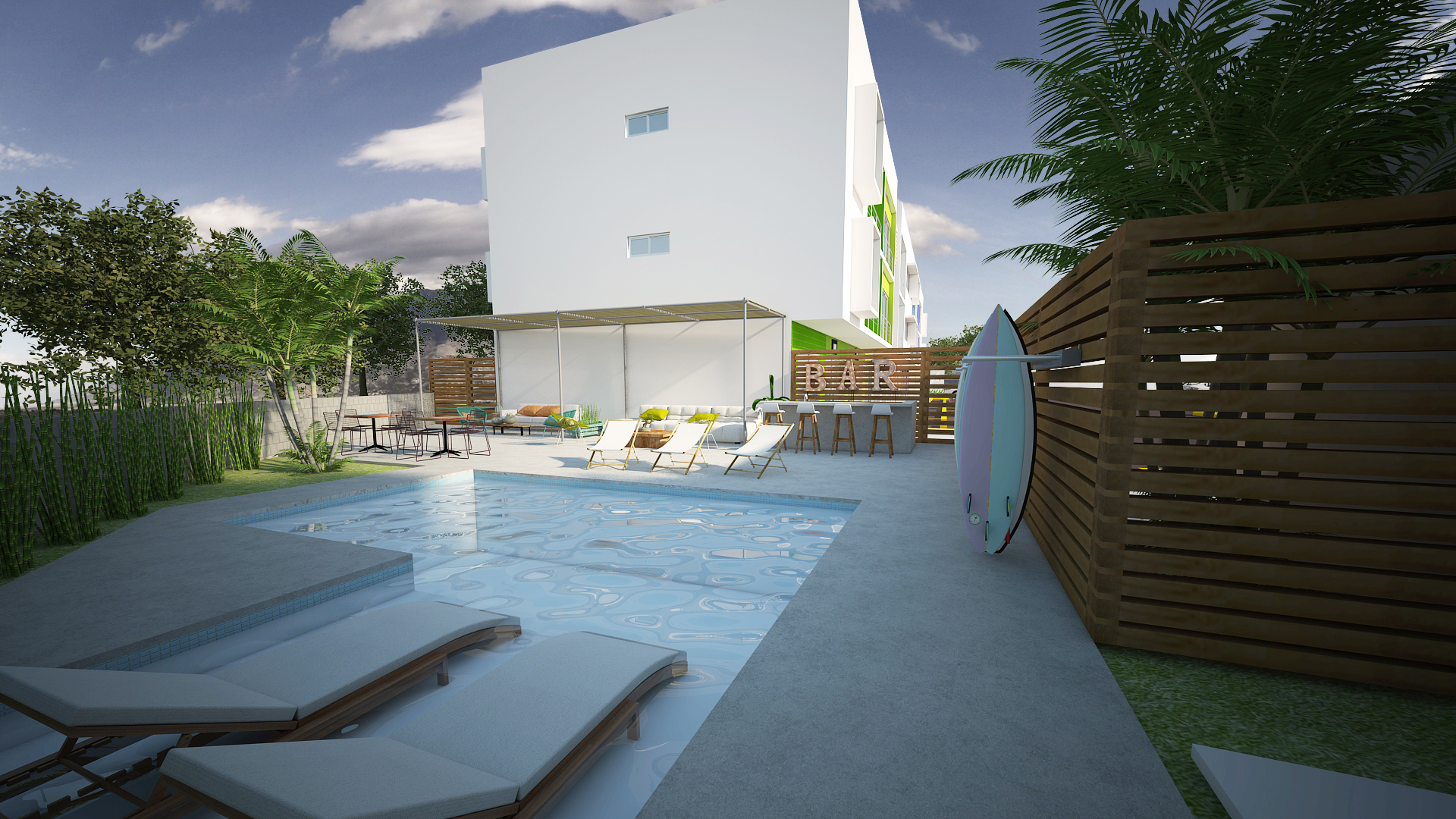 The most affordable condo in San Juan Del Sur, brand new, steps from the beach!