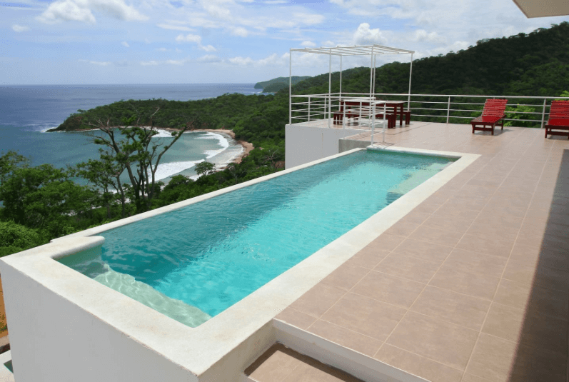Price Reduction!!!Casa Bella Vista – Modern Oceanview Home minutes away from daily Surf