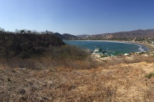 Las Palmas – big Ocean view lot right in Town